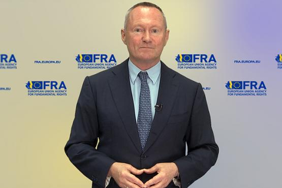 FRA Director Michael O'Flaherty video statement to Access to Justice Conference, 16 July 2020