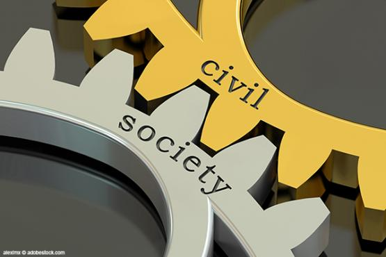 Civil society space: views of organisations