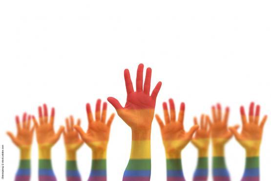 Gemeinsam stärker für die Gleichstellung von LGBTI