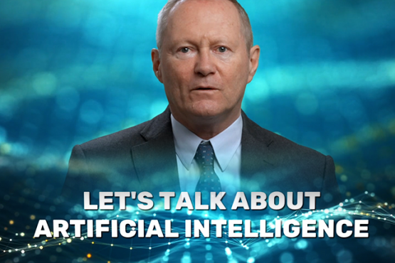 Let's talk about Artifical Intelligence