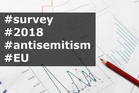 Umfangreiche EU-erhebung zu Antisemitismus für 2018 geplant