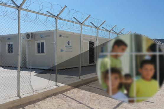 Notwendigkeit stärkerer Kontrollen von Standards in Aufnahmezentren für Migranten