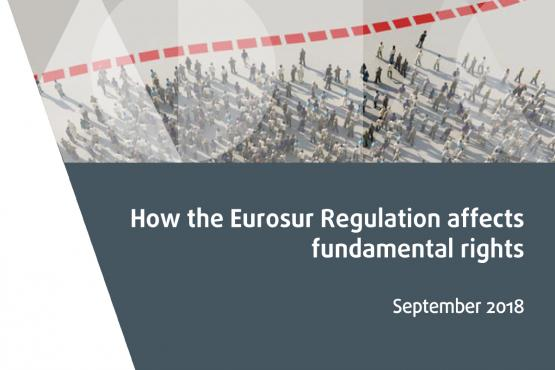 How the Eurosur Regulation affects fundamental rights