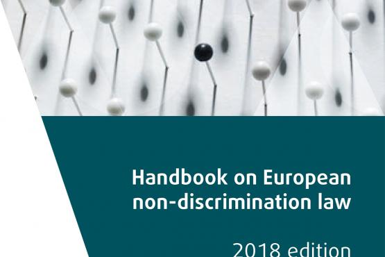 Handbook on European non-discrimination law – 2018 edition