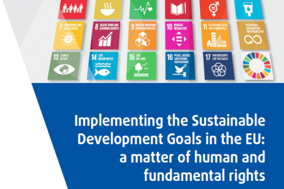 Implementing the Sustainable Development Goals in the EU: a matter of human and fundamental rights