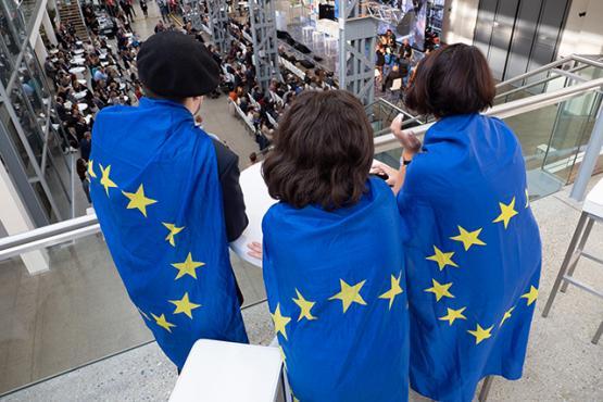 Mobiliser la jeunesse pour façonner l'avenir de l'Europe