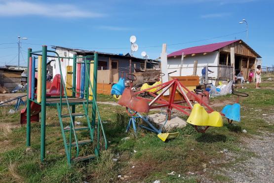 Pour de nombreuses personnes roms, la vie dans l'Union européenne est semblable à la vie dans les pays les plus pauvres du monde