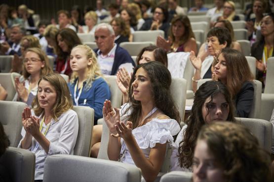 Des enfants font entendre leur voix en appelant l'Europe à renforcer la protection des droits fondamentaux