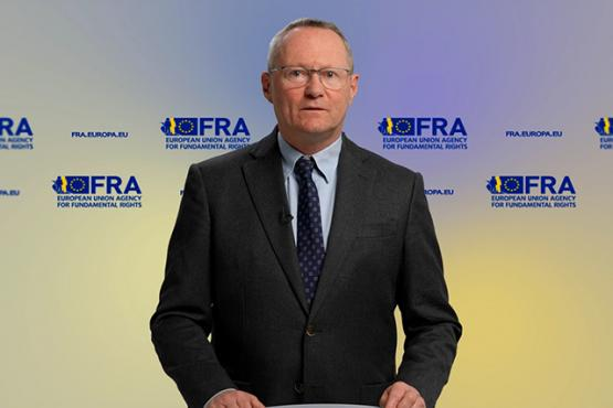 Virtual key note address by FRA Director to the 2020 Annual Conference of the Geneva Human Rights Platform