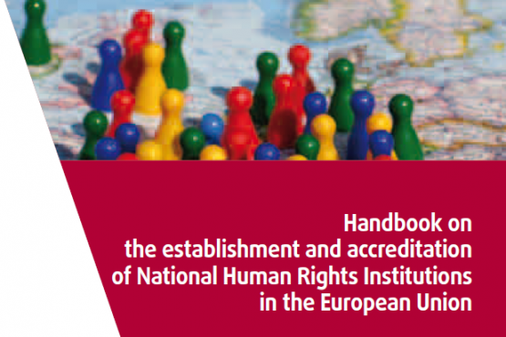 Handbook on the establishment and accreditation of National Human Rights Institutions in the European Union
