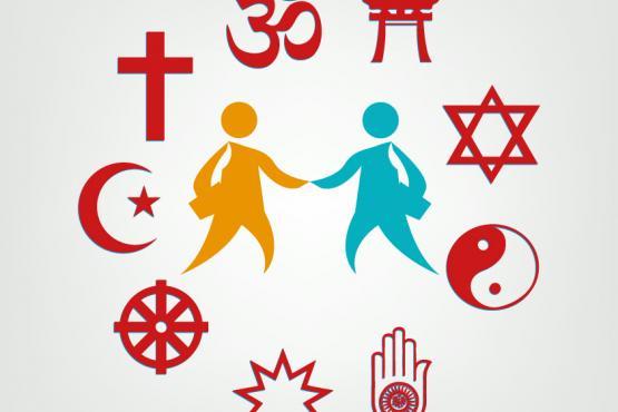La religion et les droits de l'homme sont plus forts ensemble