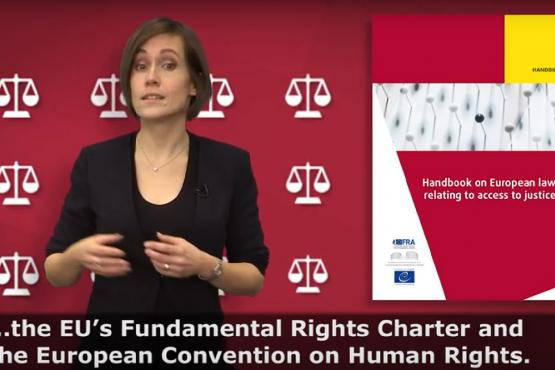 Handbook on Access to Justice
