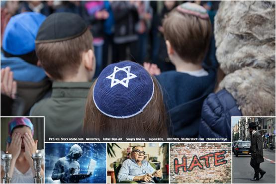 Experiences and perceptions of antisemitism - Second survey on discrimination and hate crime against Jews in the EU