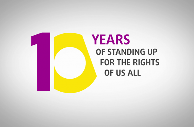 A decade of human rights protection: The EU Agency for Fundamental Rights turns 10