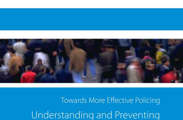 Towards More Effective Policing, Understanding and preventing discriminatory ethnic profiling: A guide