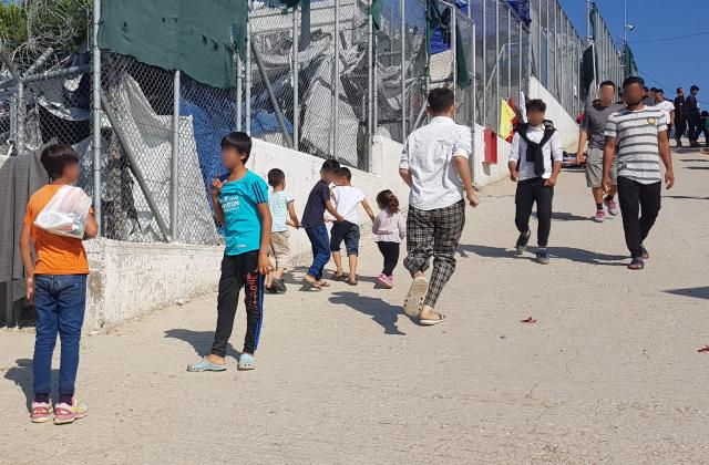 Relocation of unaccompanied children from Greece