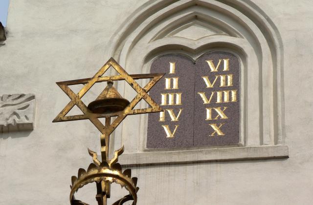 Maisel synagogue à Prague, Shutterstock