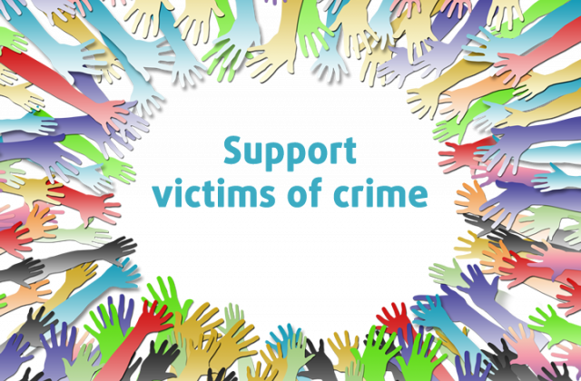 More needs to be done to support victims of crime