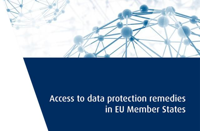 Access to data protection remedies in EU Member States