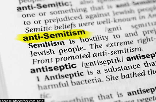 National antisemitism data collection falls short of what is needed