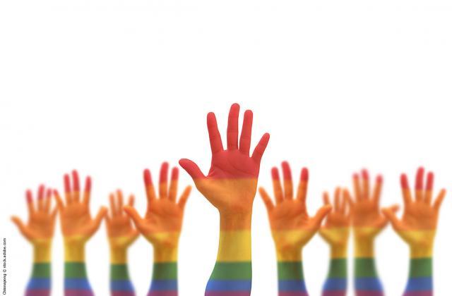 Égalité des personnes LGBTI: l'union fait la force