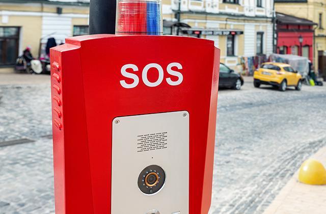 SOS pillbox