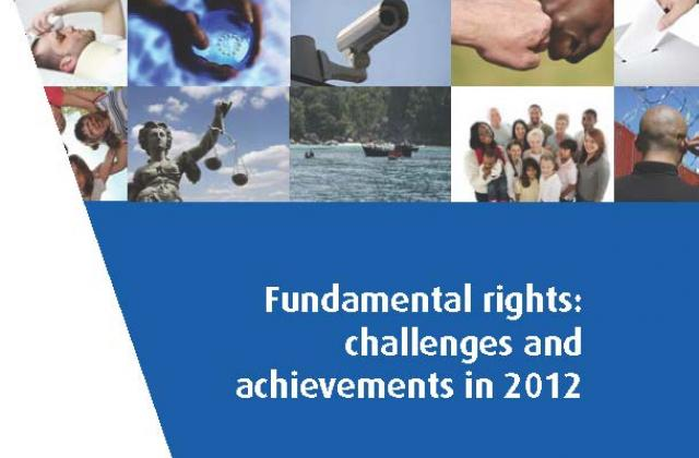 Fundamental rights: challenges and achievements in 2012