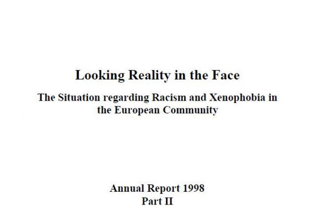 EUMC Annual Report 1998