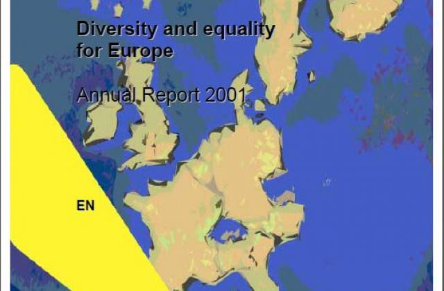 Diversity and Equality for Europe - EUMC Annual Report 2001