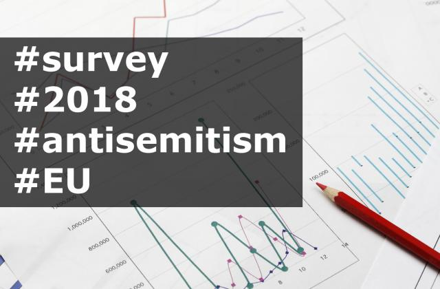 Major EU antisemitism survey planned for 2018