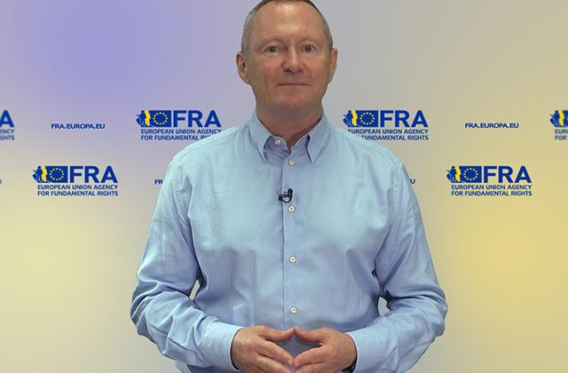 FRA Director's message to Athens Pride 2020