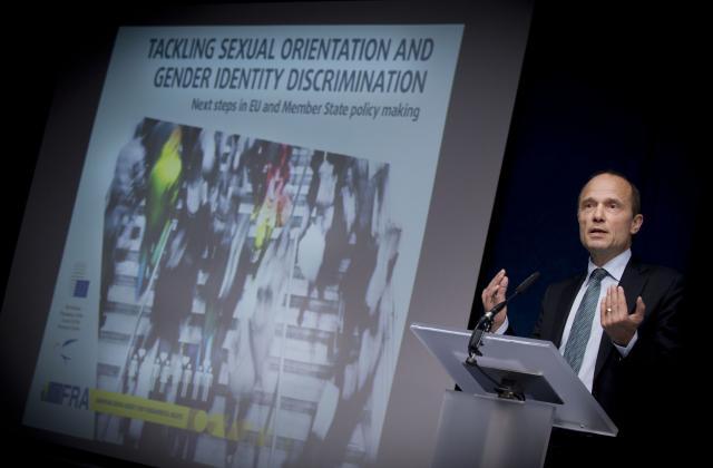 Eine neue Ära für die Bekämpfung der Diskriminierung von LGBTI-Personen