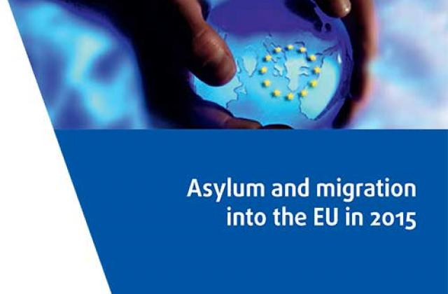 Asylum and migration into the European Union in 2015
