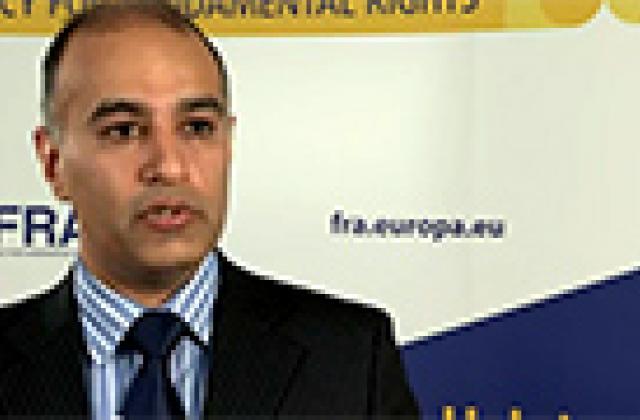 FRA Symposium on data protection