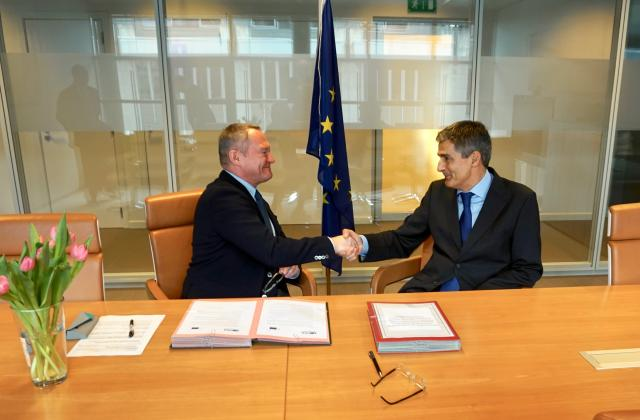 FRA and EDPS strengthen ties to improve data protection cooperation