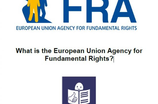 What is the European Union Agency for Fundamental Rights?