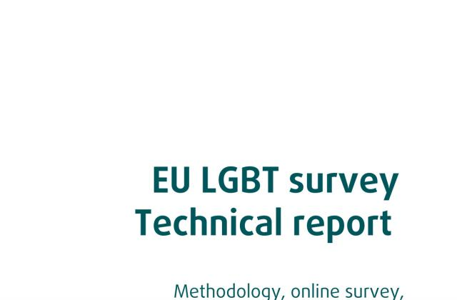 EU LGBT survey - Technical report
