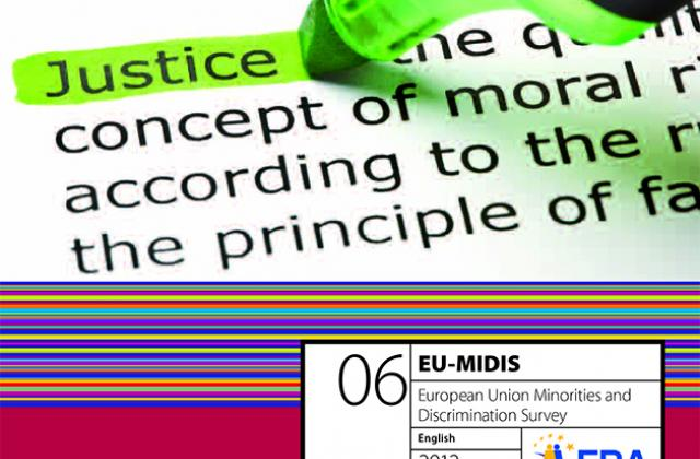 EU-MIDIS Data in Focus Report 6: Minorities as Victims of Crime