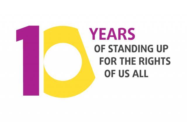 Dix ans de protection des droits de l'homme - L'Agence des droits fondamentaux de l'Union européenne  fête ses dix ans