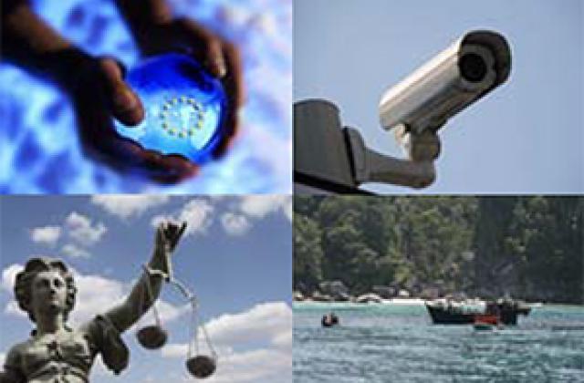 L'Agence de l'Union européenne pour les droits fondamentaux (FRA) présente son rapport annuel