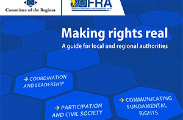 Making rights real - A guide for local and regional authorities