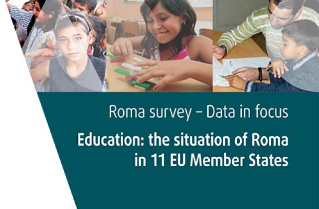 Education: the situation of Roma in 11 EU Member States