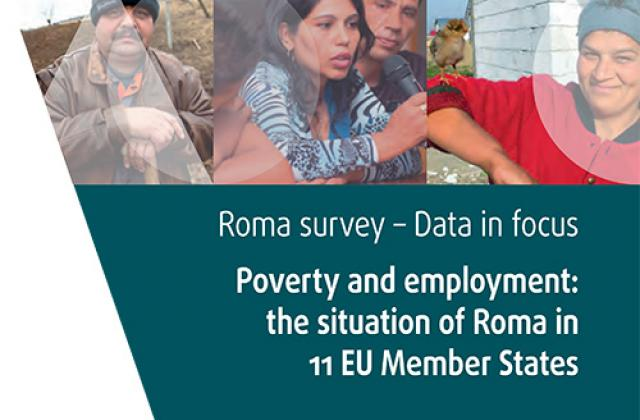 Poverty and employment: the situation of Roma in 11 EU Member States