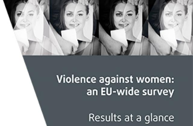 Violence against women: an EU-wide survey. Results at a glance