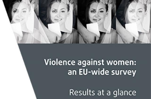 Насилието срещу жените: общоевропейско   проучване Резултатите накратко