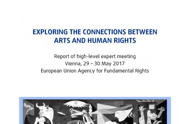 Exploring the connections between arts and human rights - Meeting report