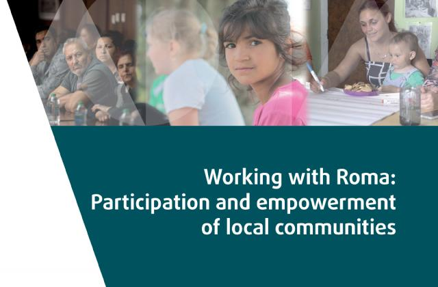Working with Roma: Participation and empowerment of local communities