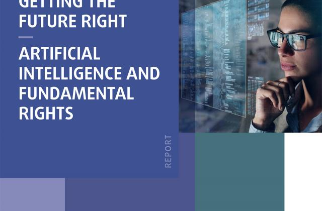 Getting the future right – Artificial intelligence and fundamental rights