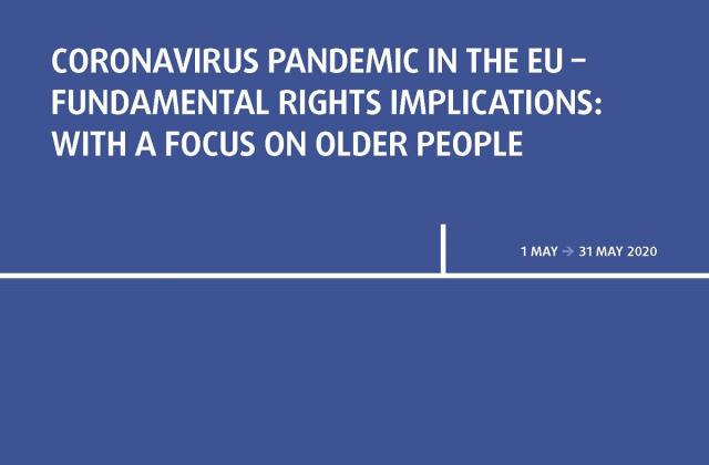 Coronavirus pandemic in the EU - Fundamental Rights Implications - Bulletin 3