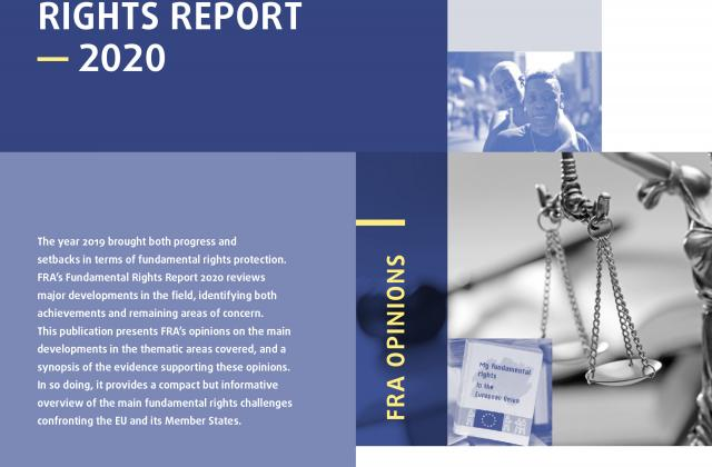 Fundamental Rights Report 2020 – FRA opinions